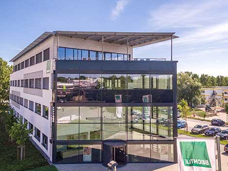 Bechtle AG – Systemhaus Freiburg