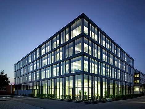 Bechtle AG – Konzernzentrale Neckarsulm