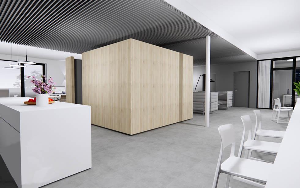 Neubau Bürogebäude in Schwäbisch Hall
