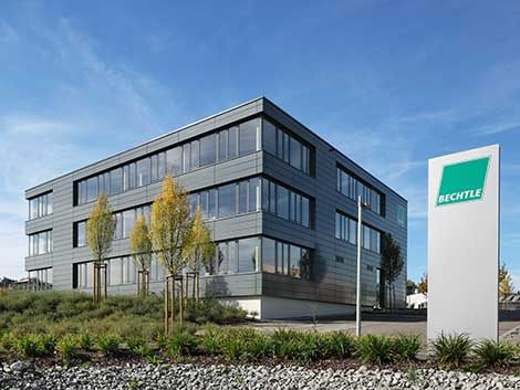 Bechtle AG – Bürogebäude Gaildorf