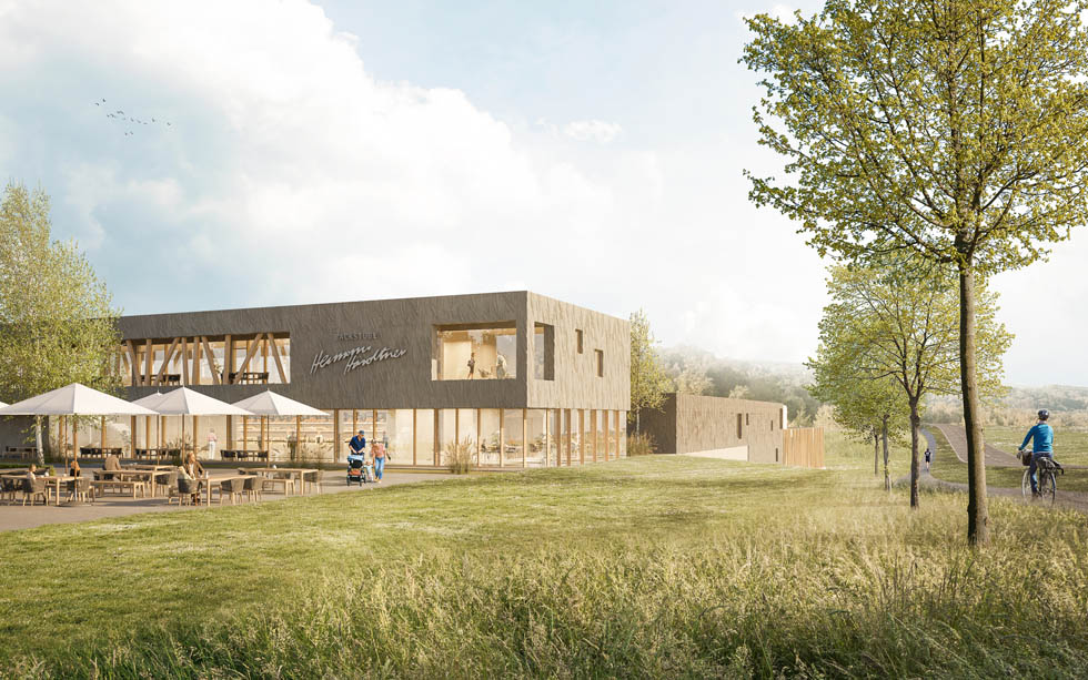 Neubau Produktionsgebäude für eine Bäckerei, Erlenbach